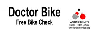 Dr Bike (Free bike check) in Hornchurch Country Park @ Hornchurch County Park Visitors Centre