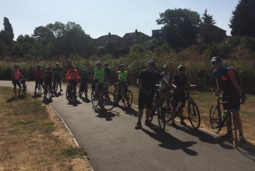 Havering feeder ride 2018 Reduced