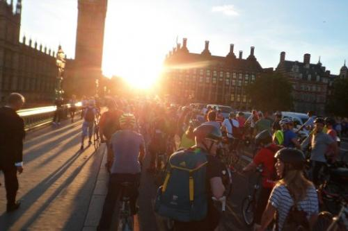 Space for Cycling 2013
