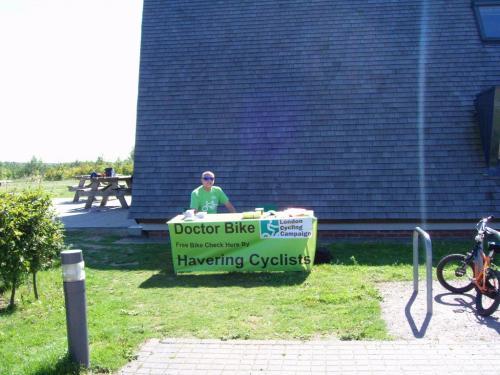 Bike Week at Broadfields Farm