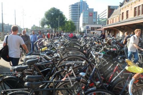 Amsterdan Central Station